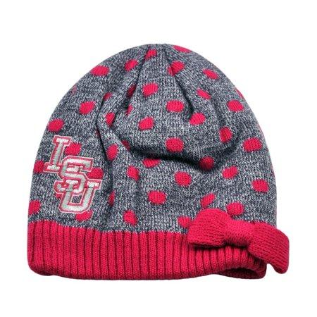 - Infant Girls LSU Tigers Louisiana State Knit Hat
