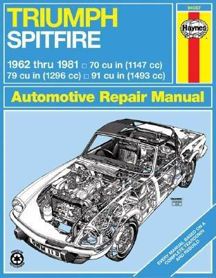 haynes triumph spitfire owners workshop manual triumph spitfire rh walmart com Triumph Spitfire Wheels Triumph Spitfire Workshop Manual