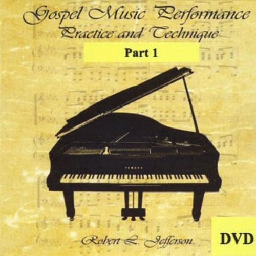 Gospel Music Performance Practice & Technique 1 (DVD)