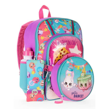 5-Piece Backpack Set With Lunch Bag