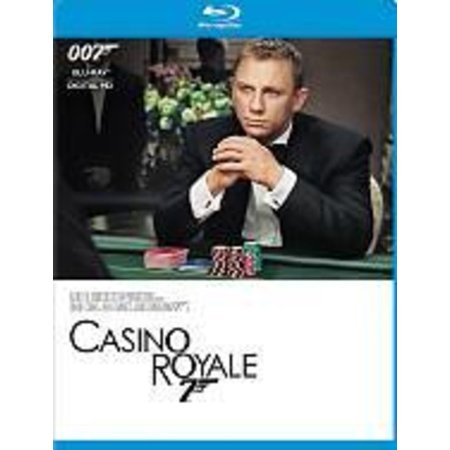 Casino Royale  Blu Ray