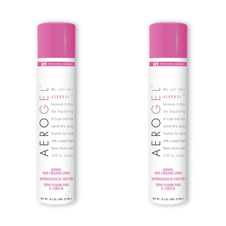 Tri Aerogel Hair Finishing Spray 10 5 Oz    2 Pack