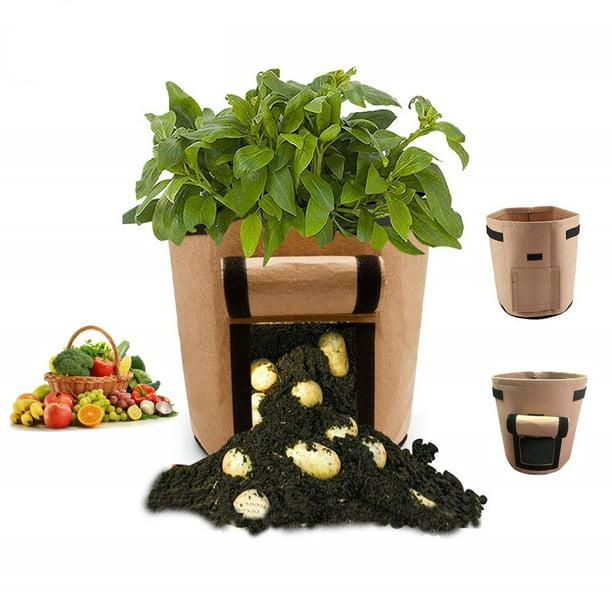 Potato Grow Bags Planter Bag 7 Gallon