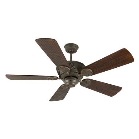 Craftmade Chaparral 54 In  Indoor Outdoor Ceiling Fan