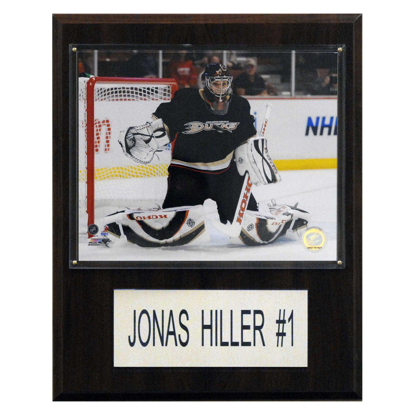 C&I Collectables NHL 12x15 Jonas Hiller Anaheim Ducks Player Plaque