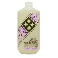 Alaffia Shea Bubble Bath, Lavender, 32 Oz