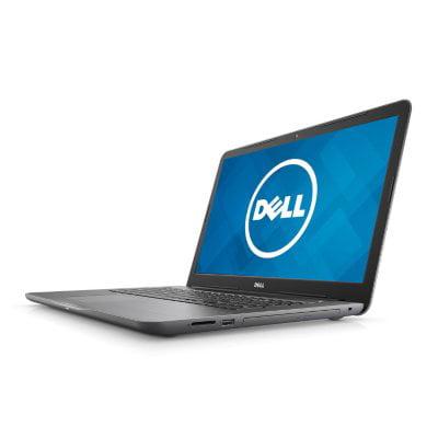 Dell Inspiron I57676370gry 17 3  Laptop  Windows 10 Home  Intel Core I7 7500U Processor  16Gb Ram  2Tb Hard Drive