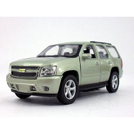 4.5 Inch Chevy Tahoe Scale Diecast Metal Model - (Best Chevy Tahoe Model)