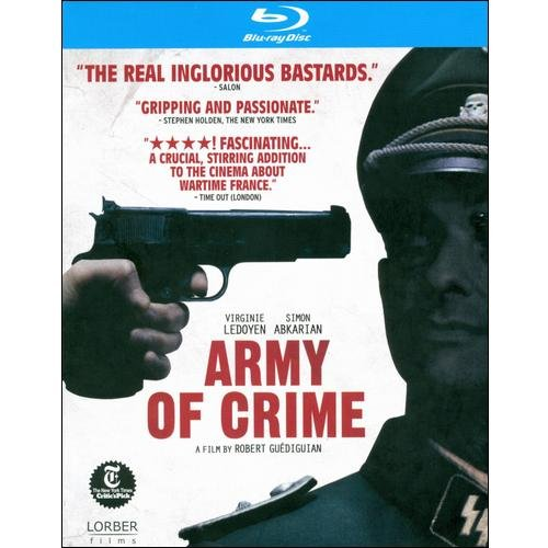 Army Of Crime (L'armee Du Crime) (French) (Blu-ray) (Widescreen)