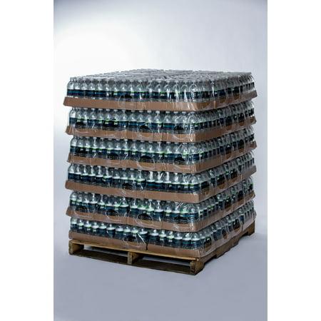 Custom Labeled Bottled Spring Water 16.9 fl oz 5 Pallets 360 Cases 8640 bottles 24 bottles per - Custom Bottle Labels