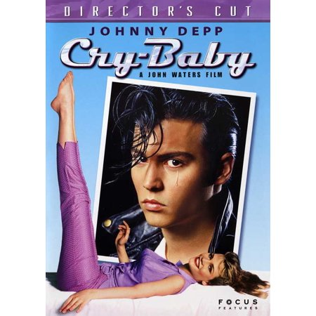 Baby Themed Movies (Cry Baby (1990) 11x17 Movie)