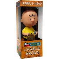 Funko Peanuts Wacky Wobbler Great Pumpkin Charlie Brown Bobble Head