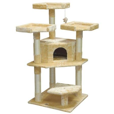Go Pet Club 50 39 39 Cat Tree