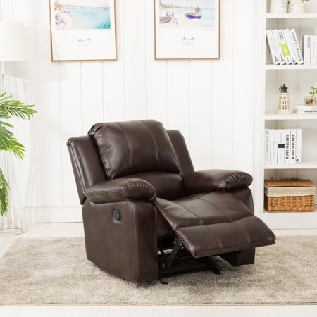 Comfort Recliner (Comfort Pointe Clifton Leather Gel Recliner)