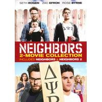 Neighbors / Neighbors 2 (DVD)