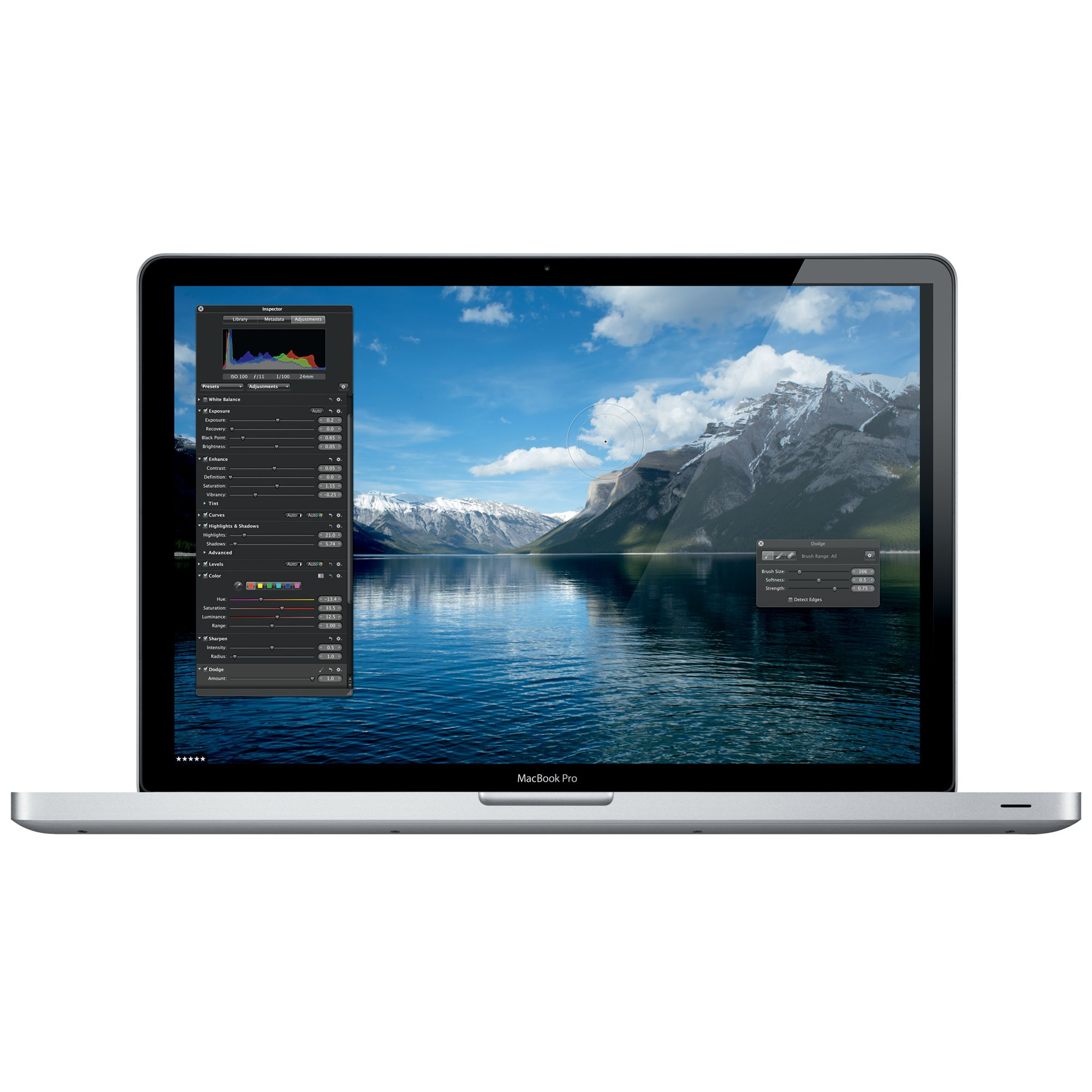 Certified Refurbished - Apple MacBook Pro MC700LL/A 13-Inch Laptop - 2.3Ghz Core i5 / 4GB RAM / 320GB