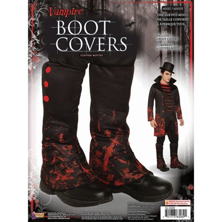 Halloween Vampire Boot covers