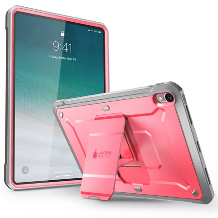 outlet store 7aee7 ad89f iPad Pro 11 '' Case 2018 Release, SUPCASE with Built-in Screen Protector  [UB PRO Series] Kickstand Full-body Rugged Protective Case for Apple iPad  Pro ...