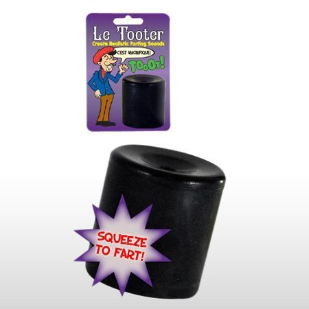 Le Tooter - Le Tooter Making Fart Noise For Prank (1 - Halloween Fart Attack Goblin Tooters