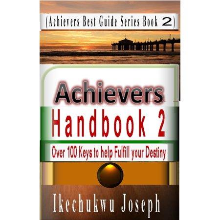 Achievers Handbook 2 - eBook (Achiever Jacket)