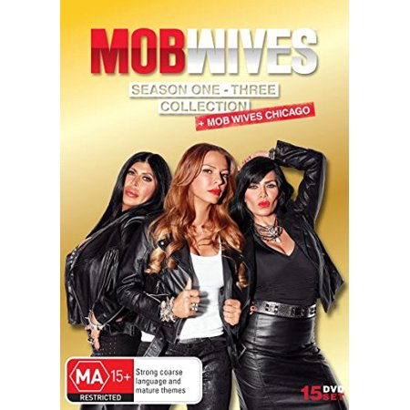 Mob Wives (Seasons 1-3) Collection & Mob Wives Chicago - 15-DVD Box Set ( Mob Wives - Seasons One, Two & Three / Mob Wives Chicago ) [ NON-USA FORMAT, PAL, Reg.0 Import - Australia ]](Mob Wife Halloween)