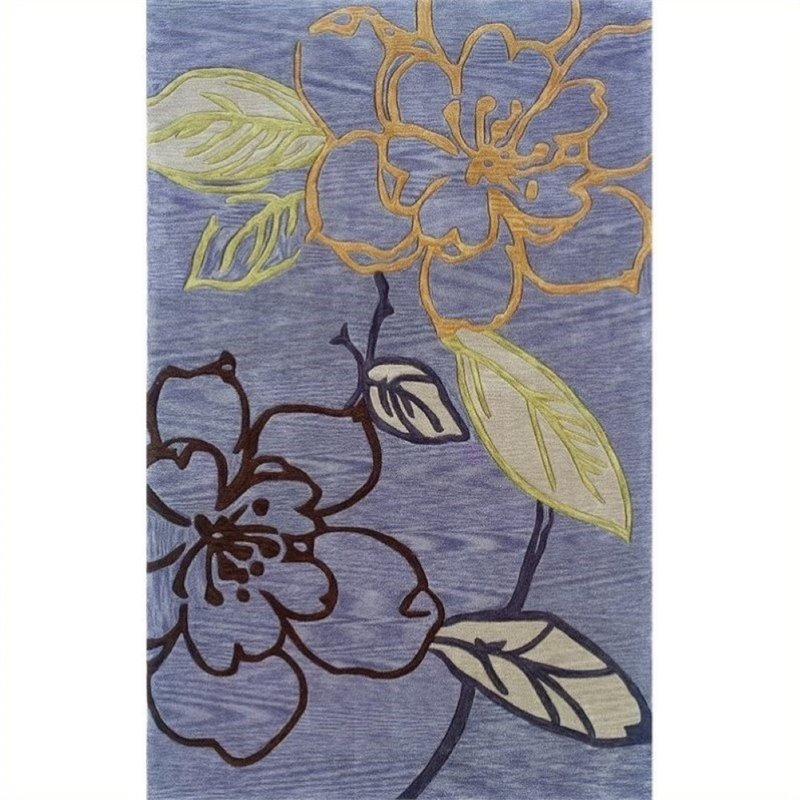 """Hawthorne Collection 1'10"""" x 2'10"""" Hand Tufted Area Rug - image 1 de 1"""