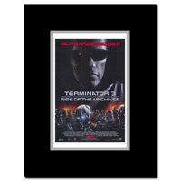 Terminator 3: Rise of the Machines Framed Movie Poster