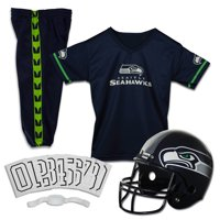 Product Image Franklin Sports NFL Seattle Seahawks Youth Licensed Deluxe  Uniform Set df3f9e03a