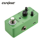 CUVAVE DELAY Analog Classic Delay Guitar Effect Pedal Zinc Alloy Shell True Bypass