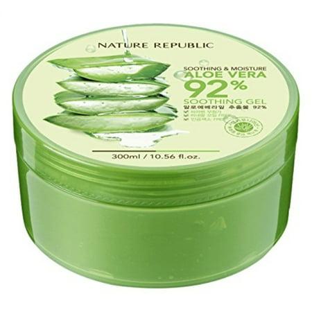 Natural Republic Aloe Vera Gel, 300ml, 10.56 Fluid