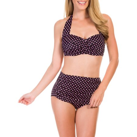 09a675edec Catalina - Suddenly Slim Women's Slimming High-Waisted Bikini 2 ...