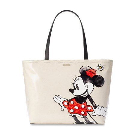 Disney Minnie Mouse Tote by Kate Spade New York New with