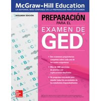 Preparacin Para El Examen de Ged, Segunda Edicion