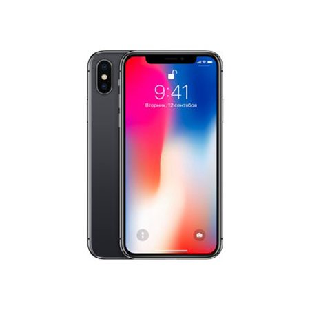 Refurbished Unlocked Apple iPhone XS 64GB - Space Gray (Best Deal On Iphone 8)