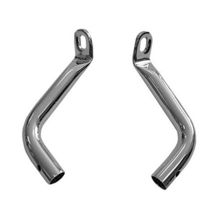Bagger-Werx 101005 Saddlebag Support Bracket - Short - (Saddlebag Brackets)
