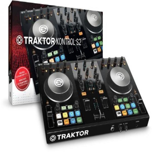Native Instruments Traktor Kontrol S2 MK2 DJ Controller by Native Instruments
