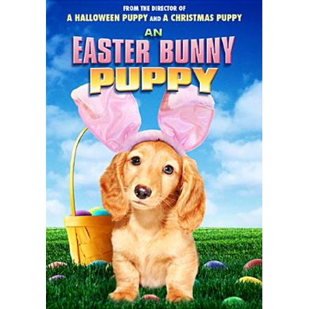 Easter Puppy (An Easter Bunny Puppy)