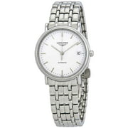 Longines Presence Automatic Stainless Steel Ladies Watch L48214126