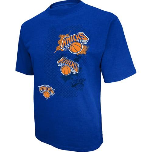 NBA Men's New York Knicks Short Sleeve Tee