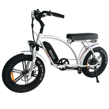 Addmotor MOTAN M-60 L7(R7) 750 Watt Electric Beach Cruiser Bicycle Mini Motobike