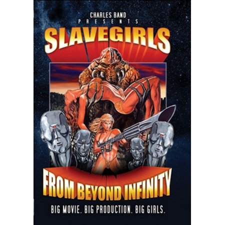 Slave Girls From Beyond Infinity (DVD) (Girl From Avatar)