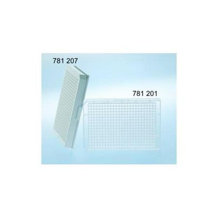 384 Well Polypropylene Plates