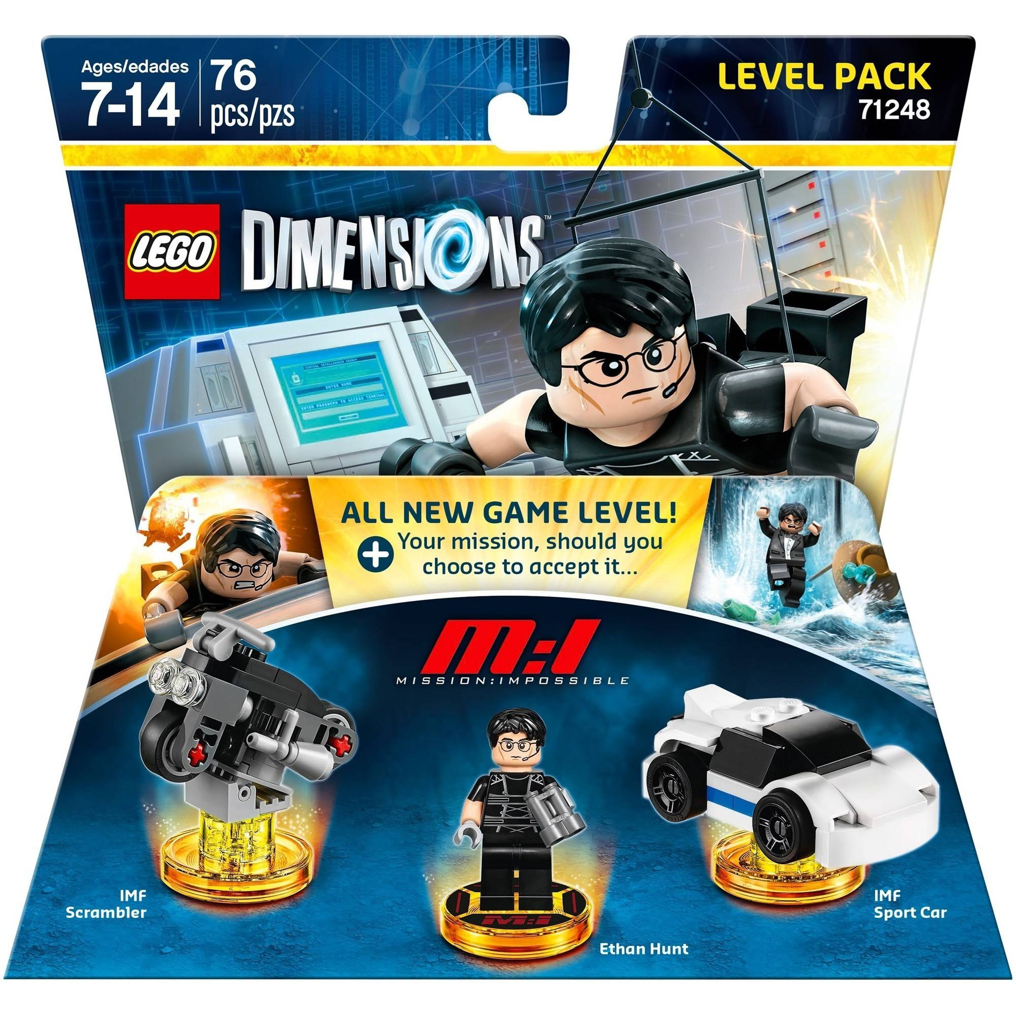 LEGO Dimensions Mission Impossible Level Pack (Universal)