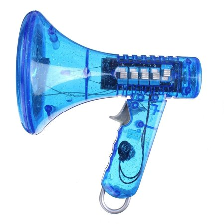 Kids Multi Voice Changer - Blue Color - Change Your Voice In A Couple Different Voice Modifiers, For Boys And Girls Of All Age, Parties, Christmas, Events - By Kidsco](Voice Modifiers)