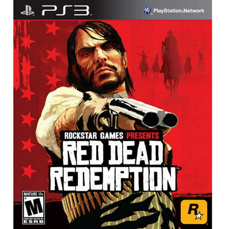 Red Dead Redemption  Ps3    Pre Owned