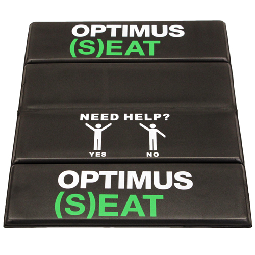 Optimus 8018912 (S)EAT Foldable Lightweight Seating Pad for True Outdoor Chef