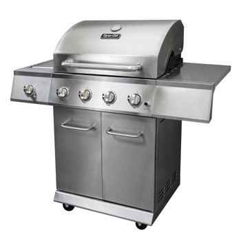 Dyna-Glo DGE Series Propane Grill 4 Burner