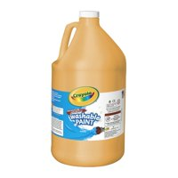 Crayola Paint Crayola Washable Peach Gallon