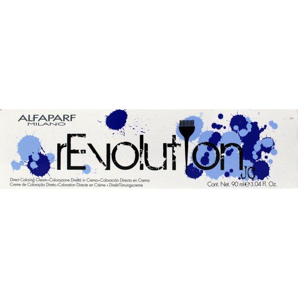 Alfaparf Milano Alfaparf Revolution Direct Coloring Cream True Blue 3 04 Ounce Walmart Com Walmart Com