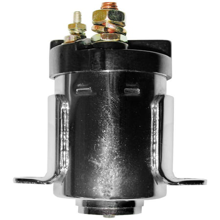Standard Motor Products MC-STS2C Starter Solenoid - Chrome